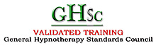 My training is validated by the General Hypnotherapy Standards Council