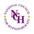 Registered member of the National Council for Hypnotherapy